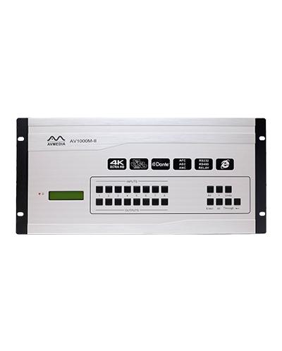 管理中心主机AV1000M-II