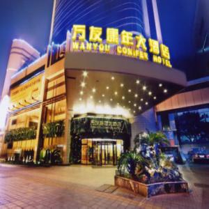 贝博体育官方网站倾力贝博正网重庆万友康年大酒店扩声系统
