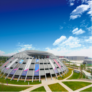 贝博体育官方网站为自贸大都汇多媒体会议室全新贝博正网扩声系统