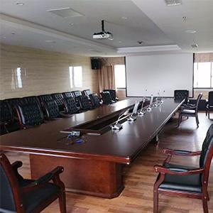 江西长江宾馆会议室